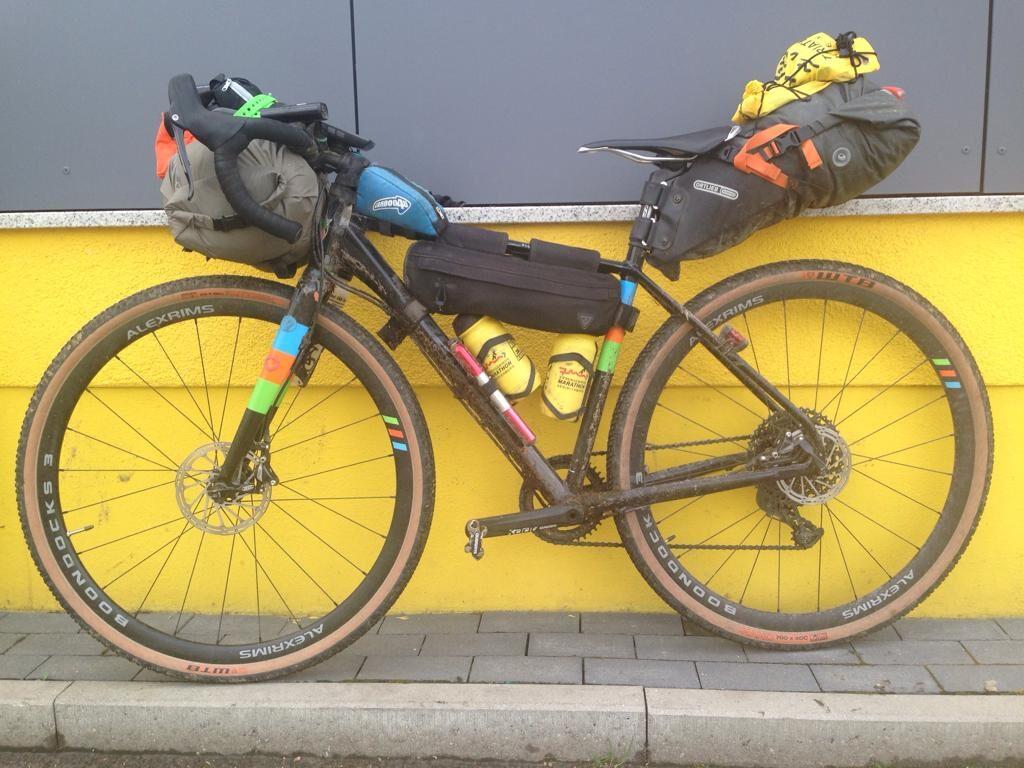 Taunus Bikepacking – Self-supported bikepacking adventure