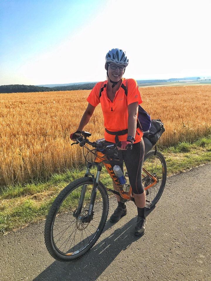 Jesko von Werthern – Taunus Bikepacking