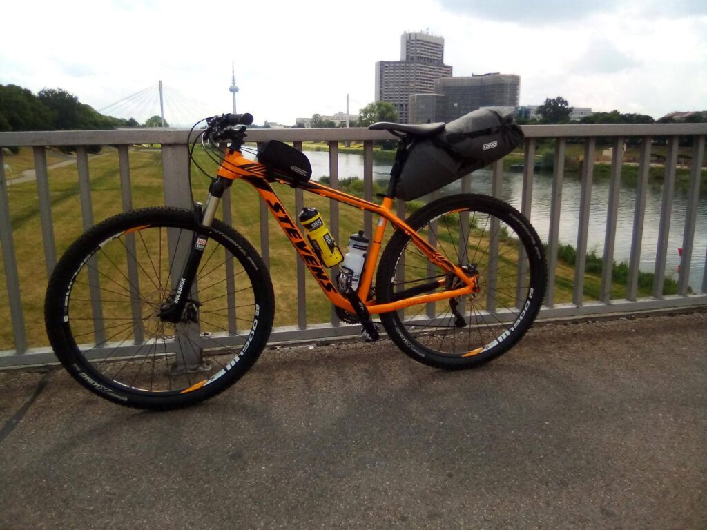 Riding the Purple Line – tales from a rookie bikepacker – Taunus